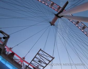 The London Eye Print