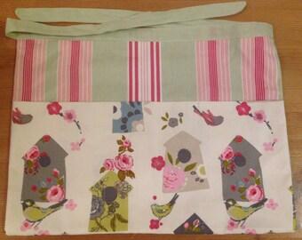 Spring cotton half apron