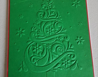 Christmas Blank Cards, Set of 10