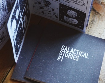 Fanzine - Galactical Stories #1