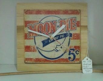 Wooden Wall Clocks, nostalgic