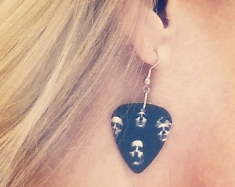 Queen Rock Band Earrings