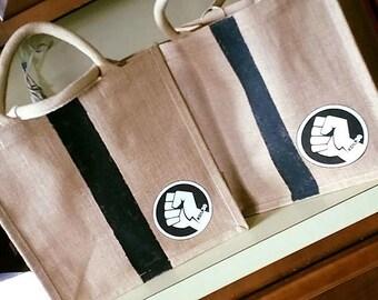 Duterte Tote Bags