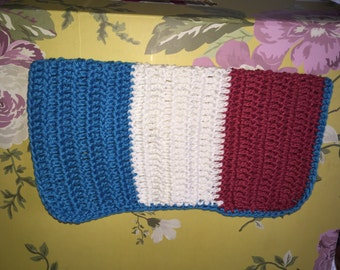 cotton washcloth (seconds)