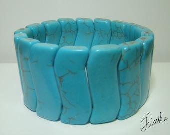 Turquoise Bracelet Elastic