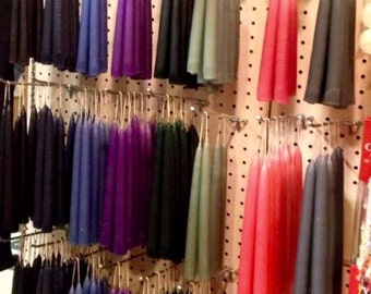 4 inch hand dipped tapers- many colors available