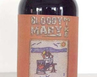 BLOODY MARY MIKE *Hot Sauce*  8oz