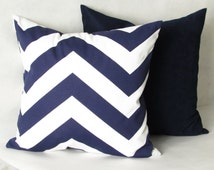 Navy Blue Throw Pillows Target : Popular items for navy velvet pillow on Etsy