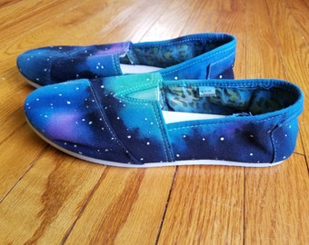 Size 8 Galaxy Shoes