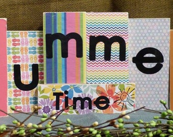 Holiday Home Decor, Back to School and Summer Time Decorations - Affordable.