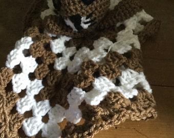 Kitten Love Blanket