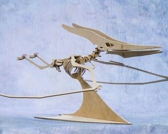 Pteranodon HD 3D dinosaur kit