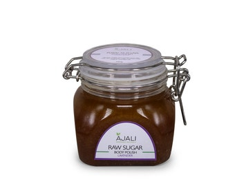 Raw Sugar Polish - Lavender (380g)
