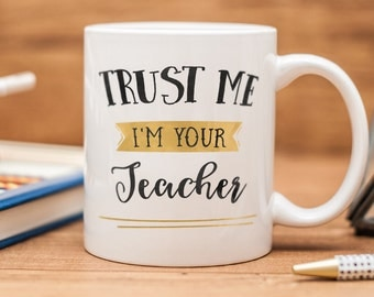 Teacher mug, great gift for every teacher out there