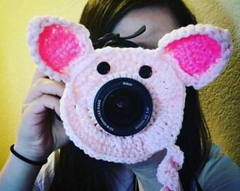 Piggy Camera Buddy Pattern