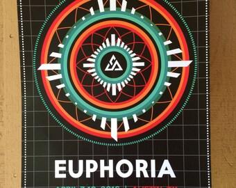 Euphoria Poster 13x17