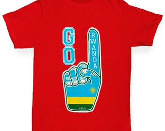 Boy's Go Rwanda! T-Shirt