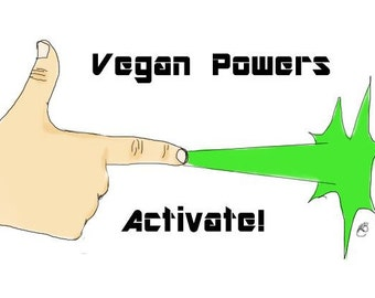 Vegan Powers