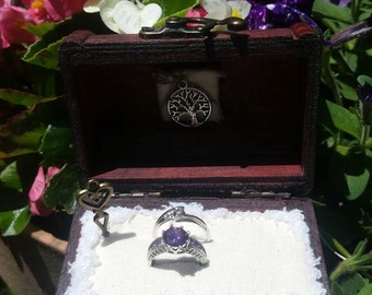 KJOA Ring Treasure Box #1