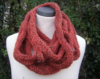 Loop, circle scarf, infinity scarf