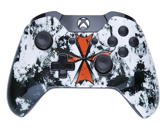 Umbrella Corp - Resident Evil inspired - Xbox One Controller