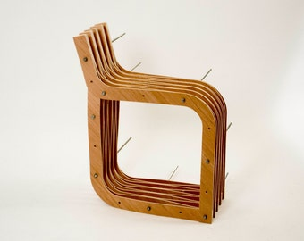 Expanded Wood Chair