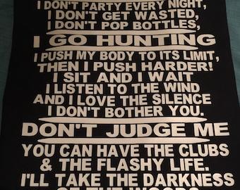 Hunting Is My Drug!