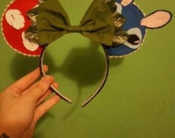 Lilo and Stitch Mickey Ears