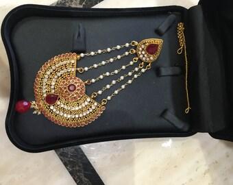 Jhumka style earring