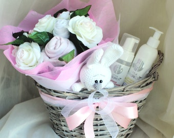 BABY BOUQUET SET for babygirl