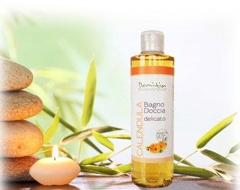Marigold-mild bath shower-Flac. 8.5 oz