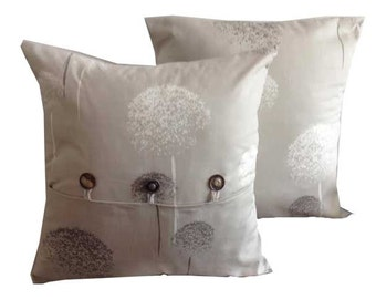 Dandelion Decorative Cushions