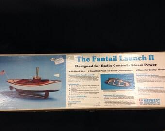 Fantail Launch II kit