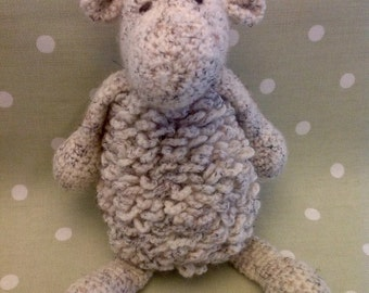 Simon the wooly sheep