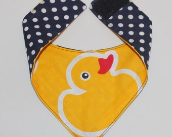 Polka Duck Pet Bandana