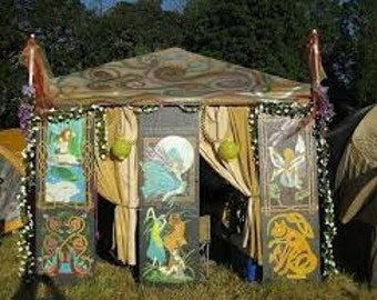 Rare! Traditional GYPSY FORTUNE Telling READING - 12 Accurate Predictions Oracle Reading Your Own Personal Zoltar!