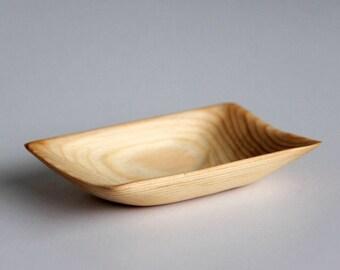Handmade Pine Catchall Dish