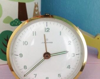 "Fifties mechanical alarm clock ""hamburg"""