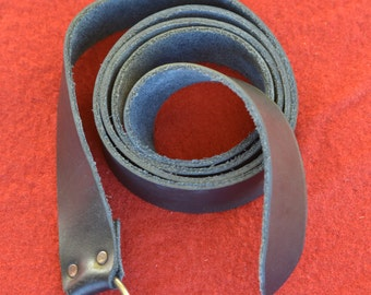 LARP belt with ring, belt with ring