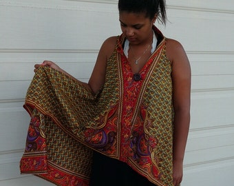 South African Dress Wrap