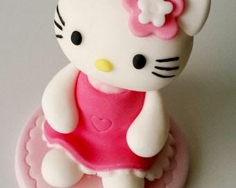 personalised edible cake decoration hello kitty cake toppers personalised edible birthday decoration