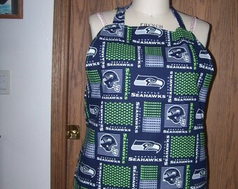 Seahawks Fully Lined Apron