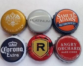 Beer Bottle Cap Magnets (Variety Pack 1)