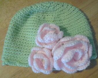 Primrose Children's Winter Hat