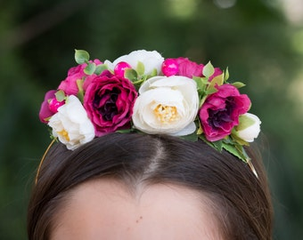 lily- hair bow