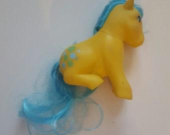 G1 Bubbles My Little Pony