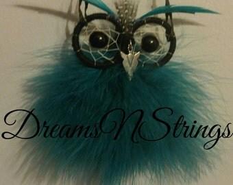 Small owl Dream Catcher