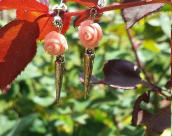 Pokey Rose Earrings