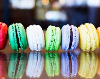 French Macarons - Classic Gift Box