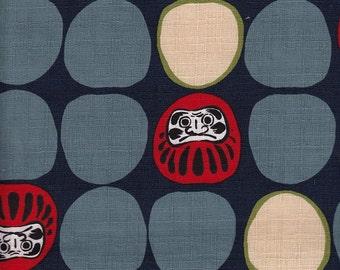 fabric 50cm DARUMA fabric